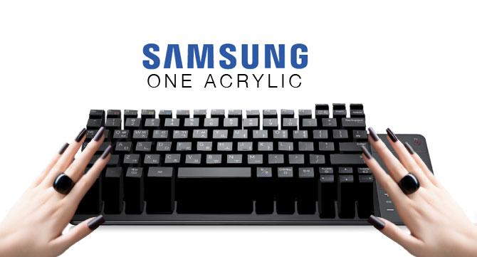 Samsung Venezuela saca al mercado primer teclado para uñas acrílicas