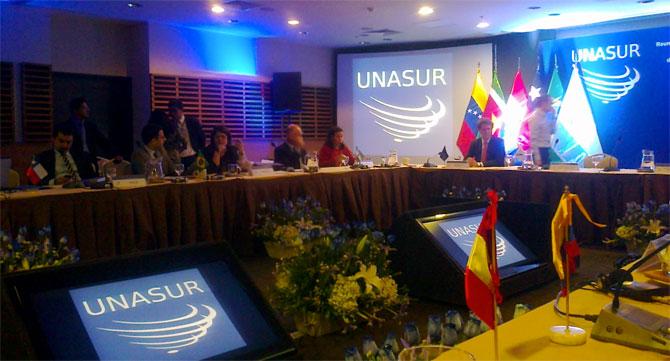 UNASUR felicita a Venezuela por lo pana que son con sus presos políticos