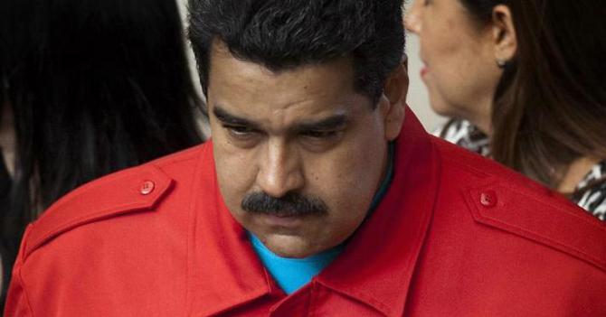 """""""Mi amor, pero... ¿tú estás molesta?"""" pregunta Maduro a los venezolanos"""