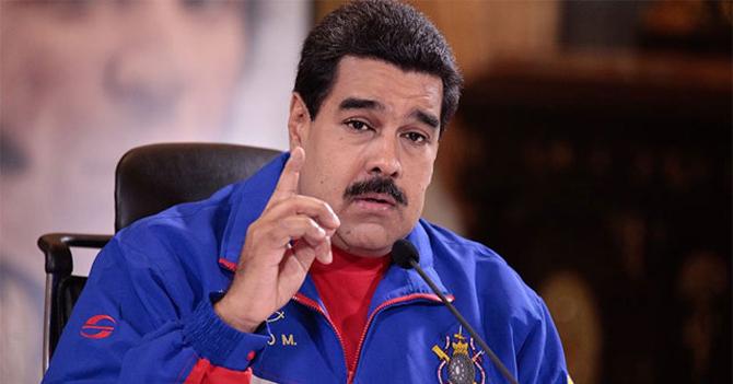 Maduroagradece a Obama por darle excusas para decir groserías en cadena hoy