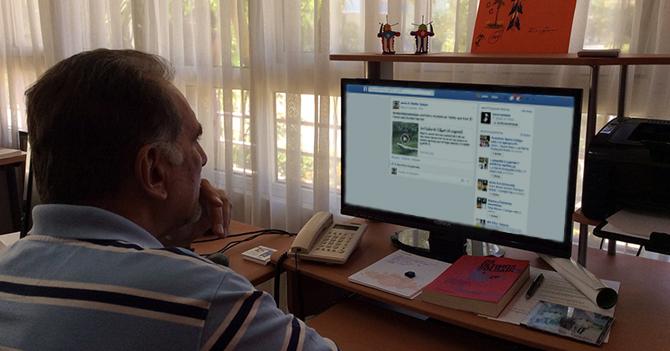 Nadie se atreve a decirle a tío que video que publicó es de hace como nueve años