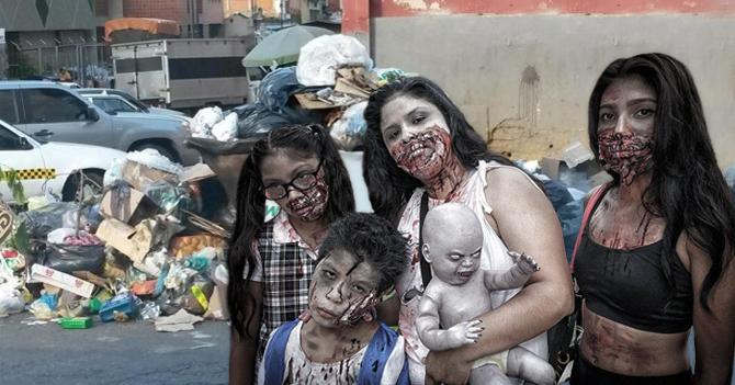 Caracas elegida mejor capital del mundo para familias zombie