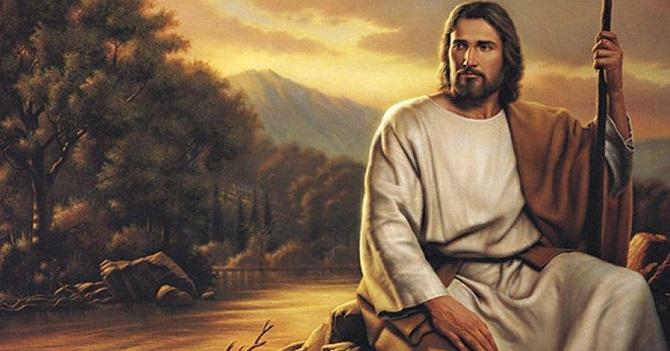 Jesucristo alegre de haber sufrido para que grupo utilice su imagen para juzgar a los demás