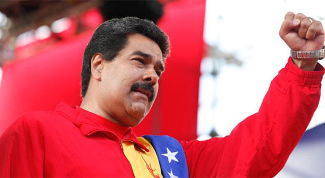 Maduro promete que si no soluciona la crisis económica se cambiará el nombre a Hugo Chávez