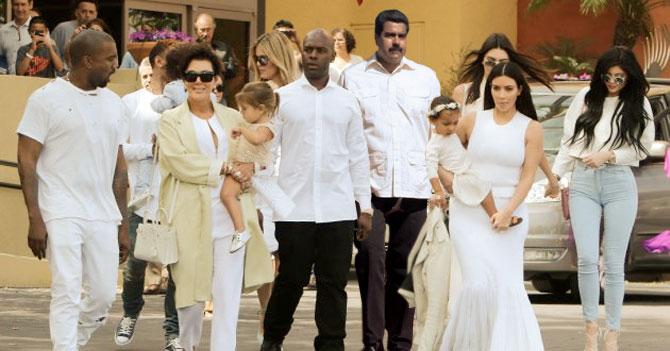 Maduro se une a familia Kardashian para subir su popularidad