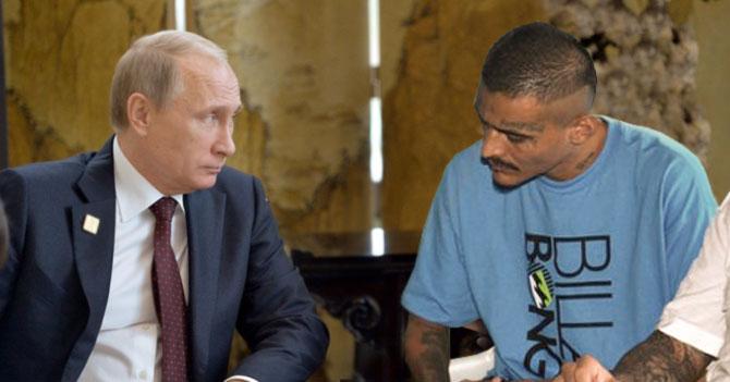 Pran de Tocorón se reúne con Presidente de Rusia para compra de armamento