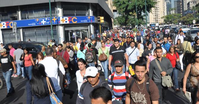 Entusiasmo de venezolano para comenzar nuevo día dura hasta las 7 AM