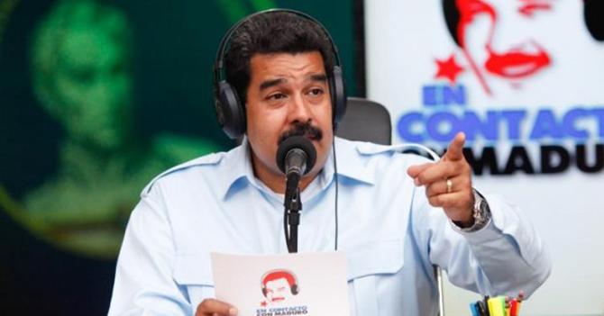 Maduro promete profundizar sistema que hizo a todos más pobres