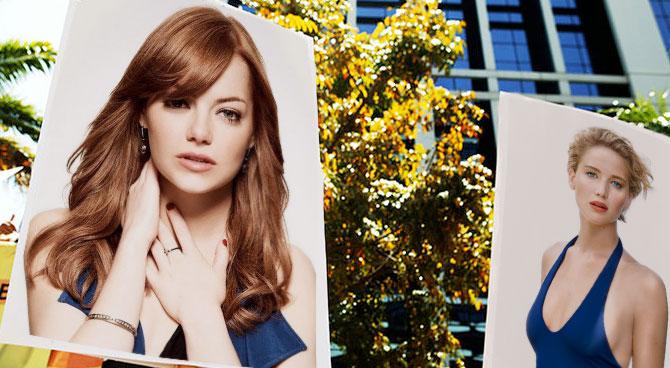 Opositores hacen fuerte debate sobre si Emma Stone es mejor que Jennifer Lawrence