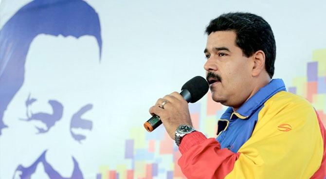 Maduro anuncia que empezará a gobernar en su segundo mandato