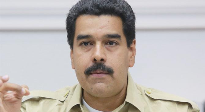 Maduro propone a Estados Unidos bolivarizar su economía