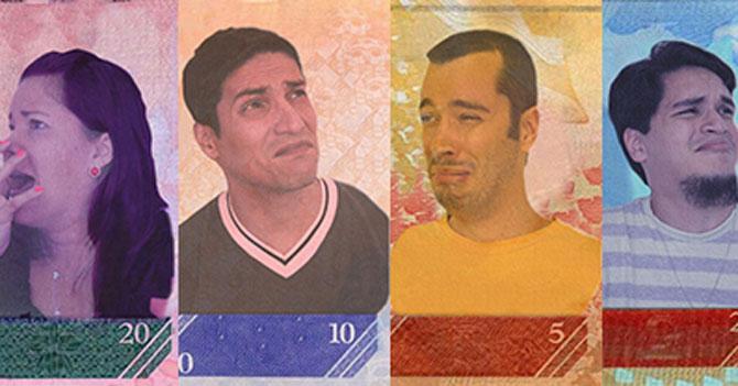 Los nuevos billetes del bolívar tras la subida del dólar