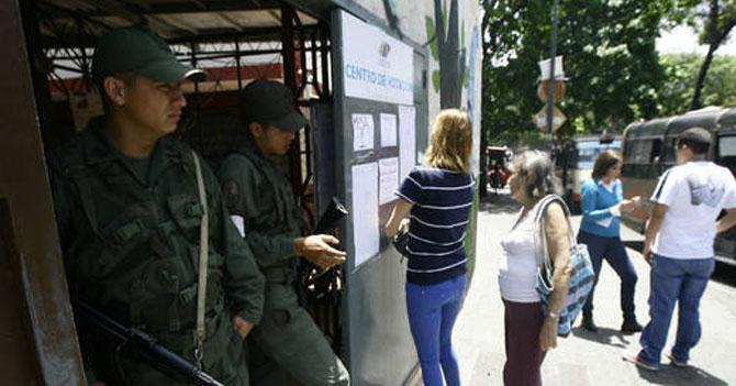 MUD celebra primarias para elegir diputados que luego Diosdado dejará sin trabajo