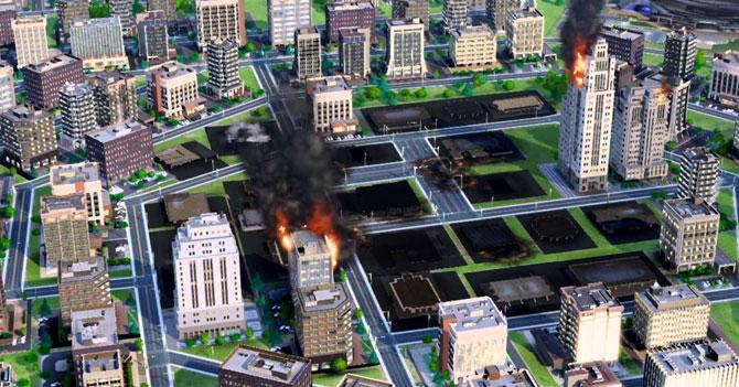 Nueva edición de SimCity incluirá al chavismo entre sus desastres naturales