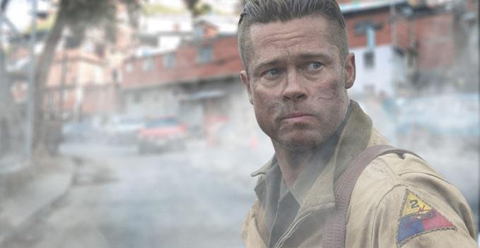 Brad Pitt protagonizará película de guerra basada en la cota 905