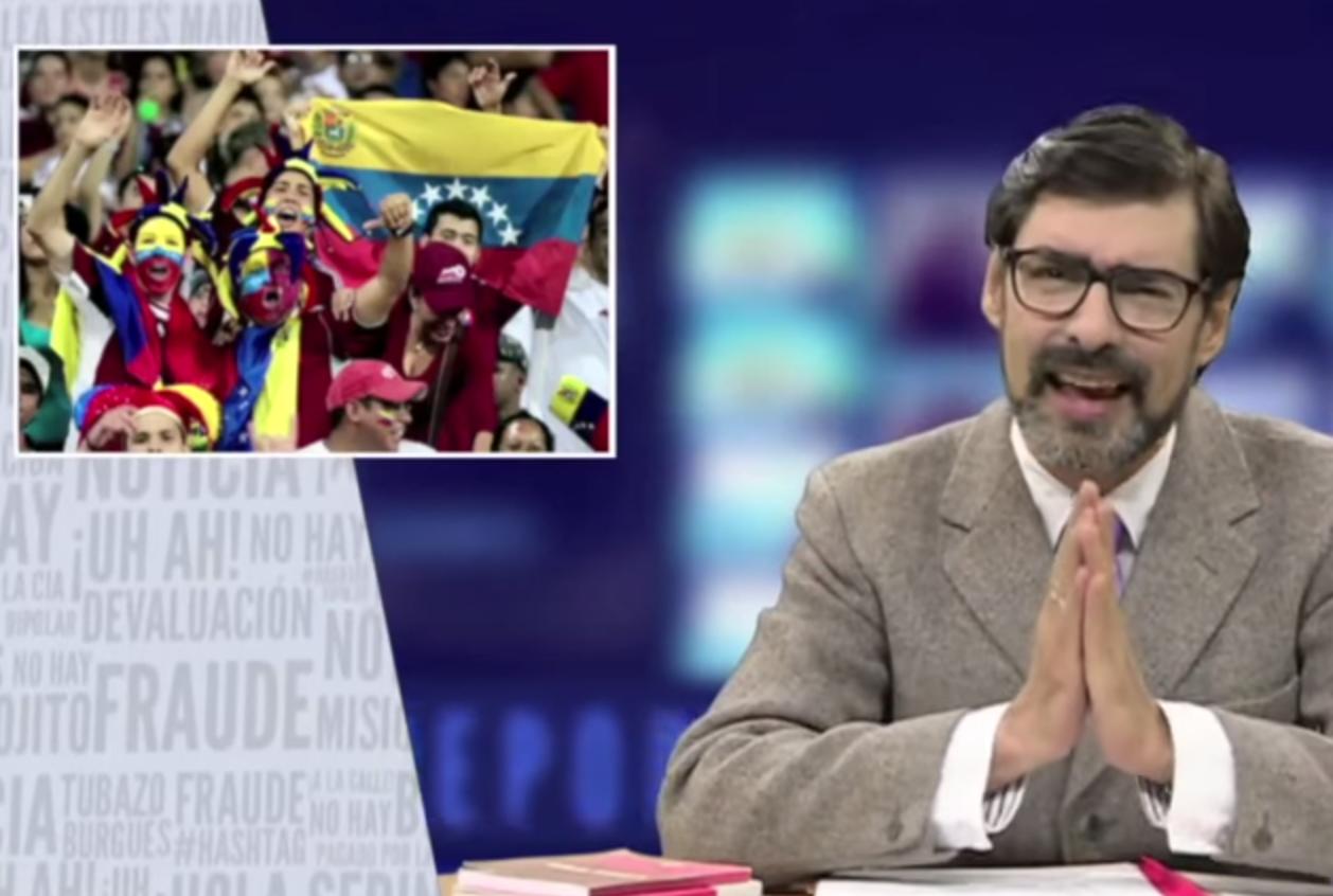 Reporte Semanal - ¿Por qué el fútbol venezolano no funciona?