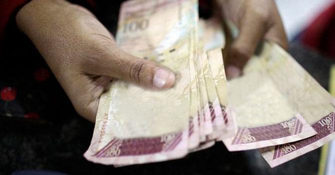 Gobierno regala a Bolívar quitarlo del billete por unos días