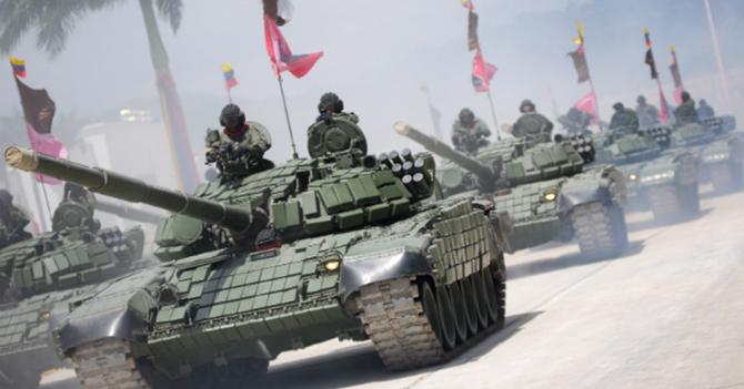 Investigación: Desfiles militares siguen siendo inútiles