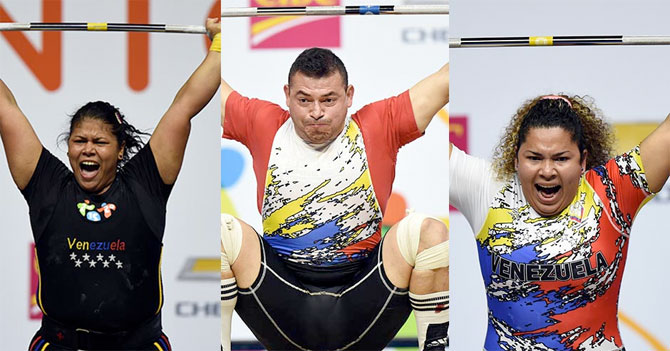 BCV incluirá medallas de oro de Panamericanos en reservas internacionales
