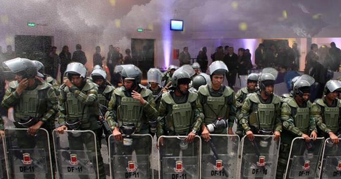 Disturbios en Boda porque no pusieron merengue