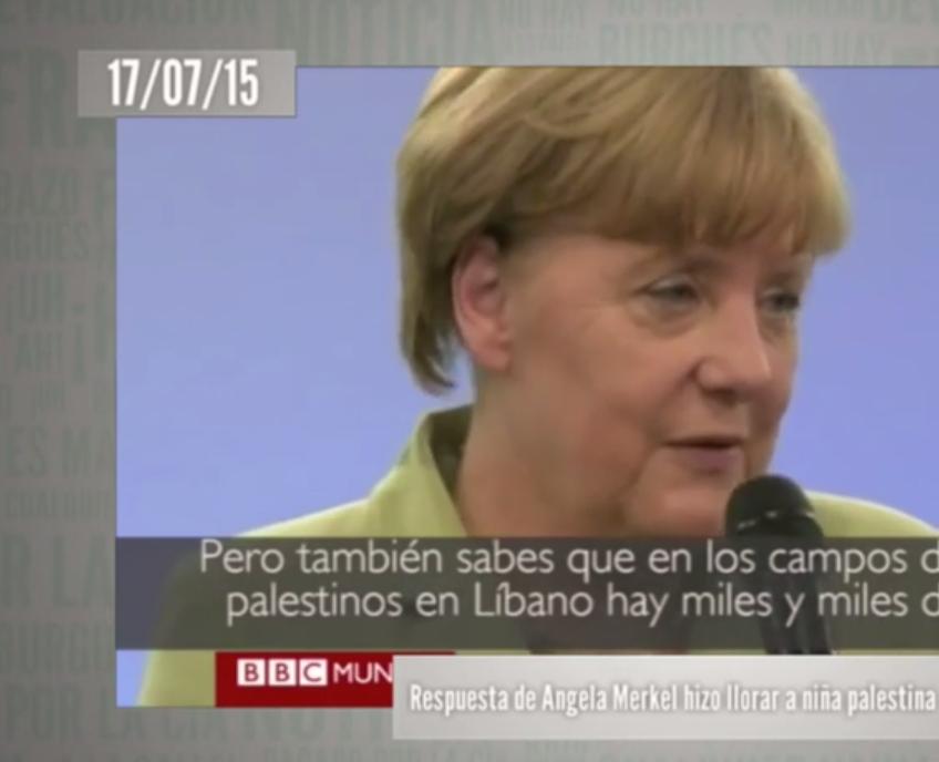 Reporte Semanal - Merkel Malvada