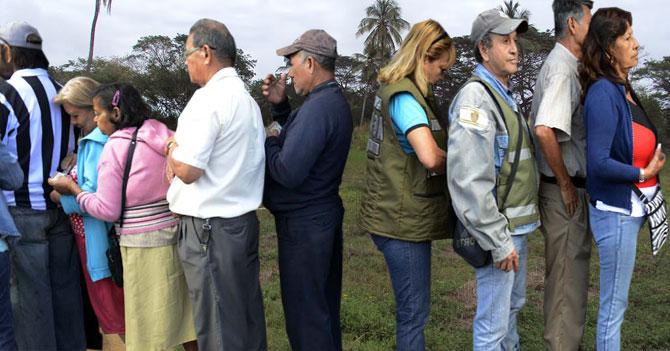 Hermosa unión de cola de Bicentenario de Puerto La Cruz con el de Maracaibo