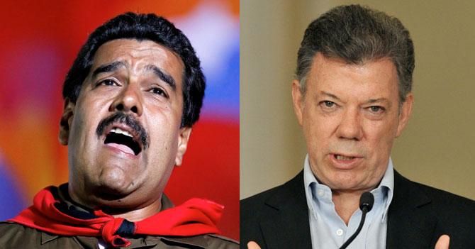 Maduro acusa a Colombia de tener plan de prosperidad para darle envidia a Venezuela