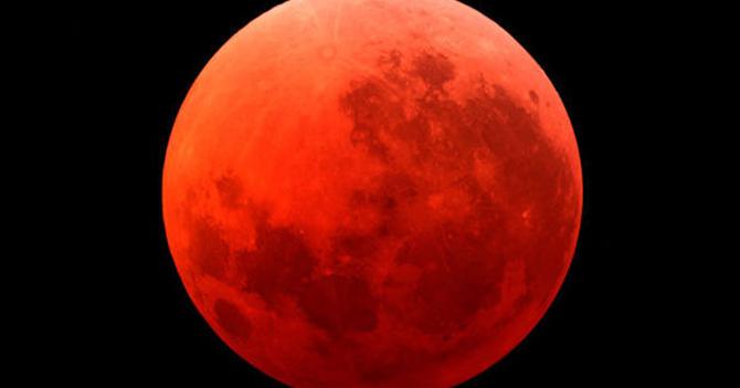 Gobierno imputa a Leopoldo López por extraño fenómeno que oscurece a la luna