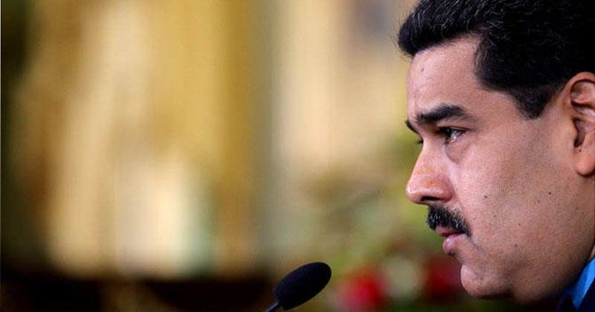 Maduro denuncia que el transcurso del tiempo tiene un plan para asesinarlo lentamente