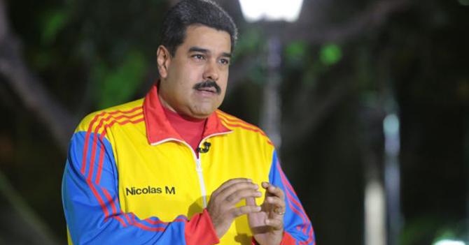 Maduro ordena disolver la Gran Colombia