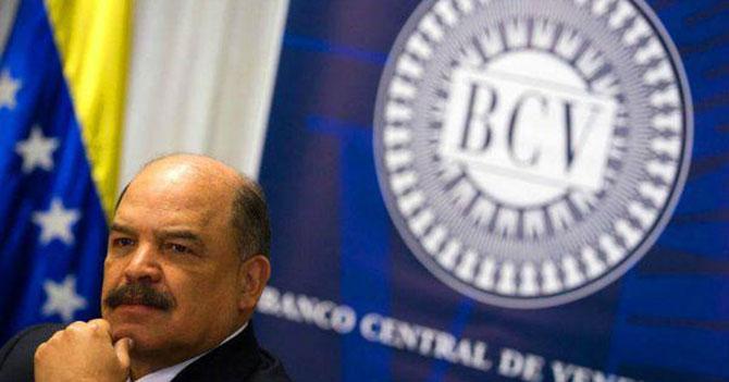 Banco Central de Venezuela demanda a la realidad