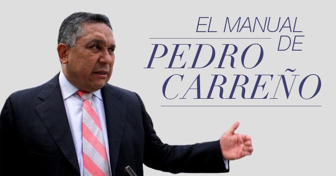 En Exclusiva: El Manual de Pedro Carreño