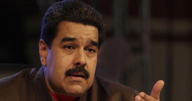 """Maduro: """"Si perdemos las elecciones igualmente las vamos a ganar"""""""