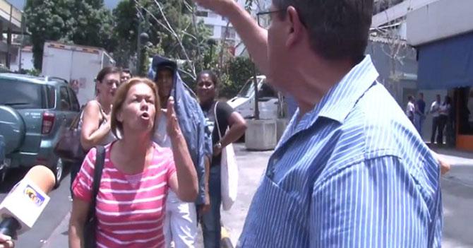 """""""Es que los vendedores abusan"""" dice opositor que en el fondo es chavista"""