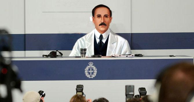 Harto de hacer milagros, José Gregorio Hernández pide resolución de escasez de medicinas