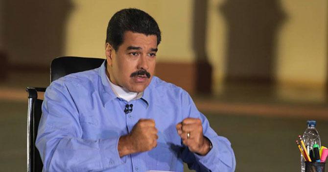 """Maduro: """"Nueva AN nos dio la inflación más alta del mundo"""""""