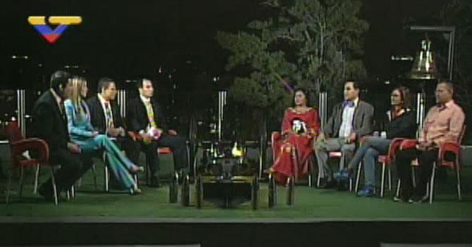 Señor sintoniza Venevisión, Globovisión y Televen para ver VTV
