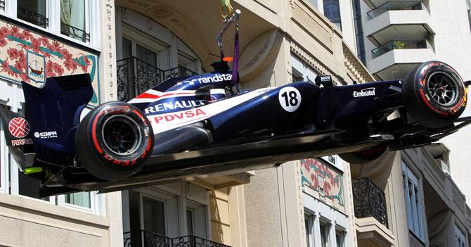 """Fórmula 1: """"Si PDVSA no paga, no podemos darle más servicio de grúa a Maldonado"""""""