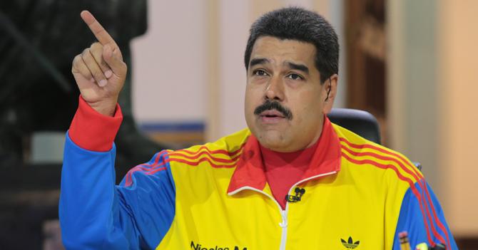 """Maduro: """"Voy a hacer todo lo que dije que haría la oposición para que vean que es feo"""""""