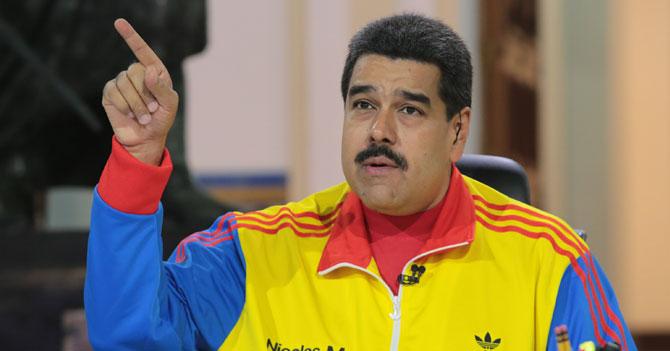 Maduro declara Estado de Seguir Teniendo el Poder Así El Elector No Quiera