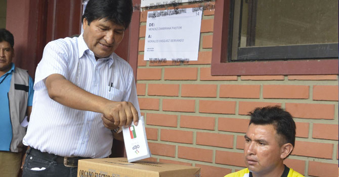 IMPACTANTE: Ni siquiera Bolivia quiere ser Venezuela