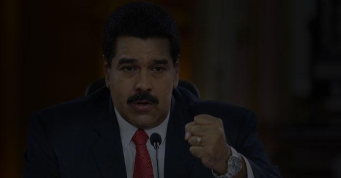 """Maduro: """"Modelo económico debe ser productivo, pero sin electricidad"""""""