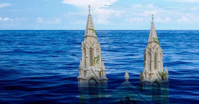 Gobierno espera que calentamiento global se encargue de escasez de agua en Margarita