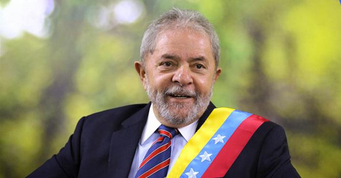 Para evitar juicio, Lula es nombrado Presidente de Venezuela