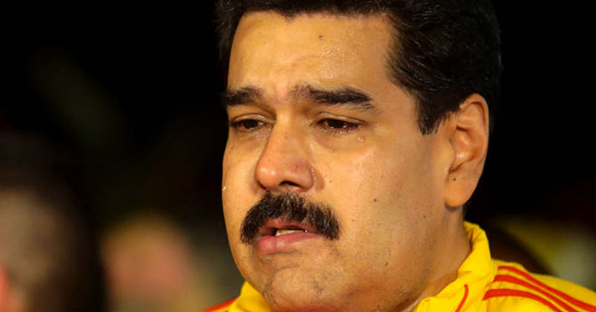 Maduro escucha Adele mientras mira visita de Obama a Cuba