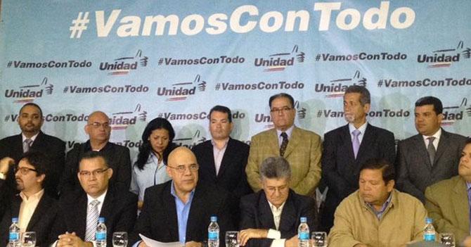 MUD se juega triple, terminal, permuta, signo zodiacal, chance A y B, para sacar a Maduro