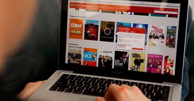 Netflix descubre que toda Latinoamérica ve su programación con una sola clave