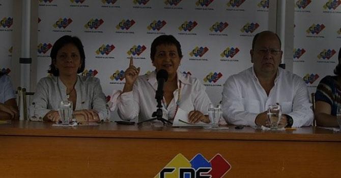 Corpoelec deja sin luz al CNE hasta que Maduro termine su mandato