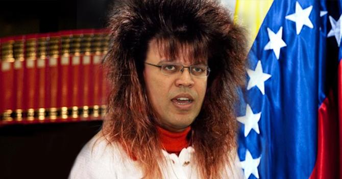 Maduro pide que no usen secador de pelo y Jaua aparece con su cabello natural