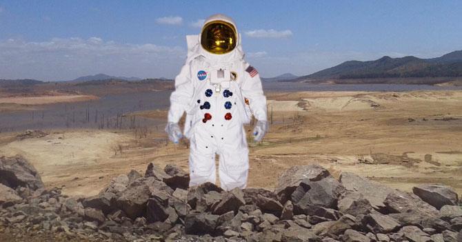 NASA utiliza a Venezuela como simulador de Marte para astronautas